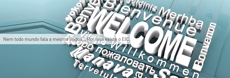 Welcome - Intérpretes EIC